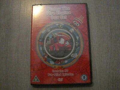 ( Finley The Fire Engine Complete 30 Episodes Boxset ) - Dvd - New And Sealed • 3.94£