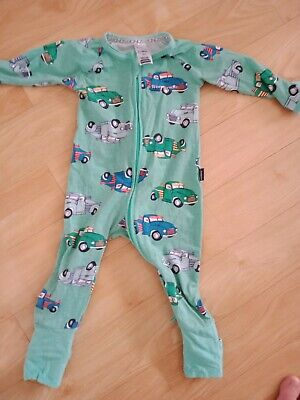 AU4.28 • Buy Baby Boys Size 0 Bonds Coverall
