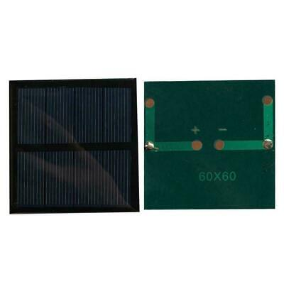 AU2.46 • Buy 60*60mm Mini Solar Panel Module For Battery Cell Phone 2V 220MA DIY Charger U0A9
