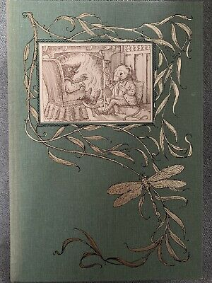 Folio Society Wind In The Willows Kenneth Grahame Classic With Slip Case • 31£