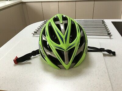 Briko Arrow Carbon Cage Liquigas Team Helmet.  Size Large   25 Large Vents   • 99£
