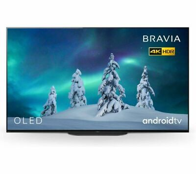 SSONY BRAVIA KD-55AG9BU 55  Smart 4K Ultra HD HDR OLED TV Google Assistant • 950£