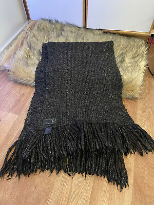 All Saints Oversized Extra Long Wool Scarf 9ft /3 Meters ! • 4.20£