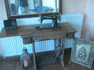 Singer Vintage Treadmill Sewing Machine • 99£
