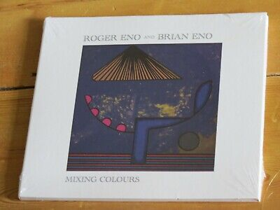 NEW/SEALED 2020 CD: Brian & Roger ENO: Mixing Colours • 8.50£