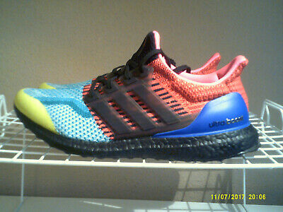 $ CDN176.88 • Buy ADIDAS ULTRA BOOST 5.0 DNA  What The...  MEN'S MULTI-COLOR RUNNING SHOES 12