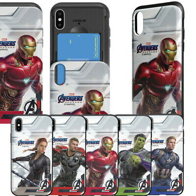 $ CDN27.65 • Buy Avengers Endgame Card Slide Case For Samsung Galaxy Note9 Note8 Note5