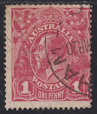 AU5.95 • Buy KGV 1d Penny Red. LMWK. Used (R133)