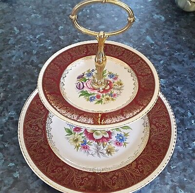 2 Tier Cake Stand • 25£