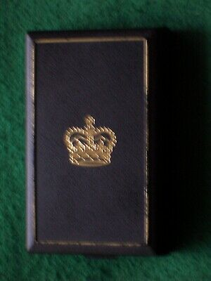 Medals:  British Forces Current Issue, Medal Presentation Box.excellent! • 6£