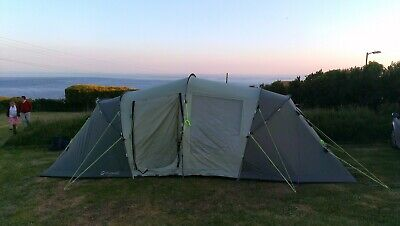 6 Man Family Tunnel Tent - Outwell • 25£
