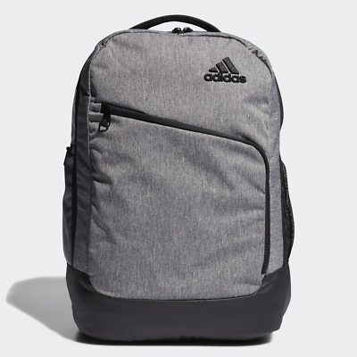 AU149.95 • Buy NEW Adidas Premium Backpack - Black/Grey - Drummond Golf