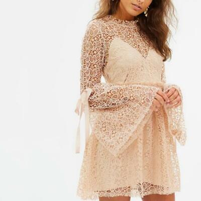 AU60 • Buy Alice McCall 'Back To You' Lace Dress Size Size 10