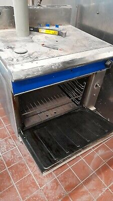Falcon Natural Gas Bulls Eye Cooker Oven Range Commercial Catering • 250£
