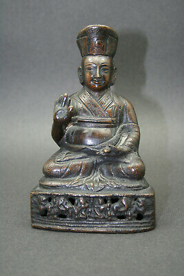 Vintage Chinese Buddhist Deity, Buddha. Bronze, Copper Alloy  • 4.20£