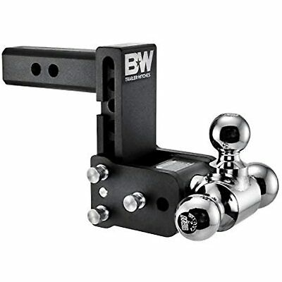 $ CDN299.41 • Buy B&W TS10048B Tow And Stow Magnum Receiver Hitch Ball Mount