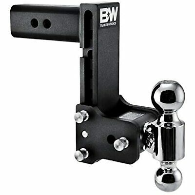 $ CDN387.44 • Buy B&W Trailer Hitches Tow & Stow Double Ball Hitch 2 5/16  X 2  Balls With 2.5