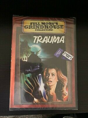 £4.24 • Buy TRAUMA - Full Moon's Grindhouse Collection -  Horror DVD Exploitation Film - NEW