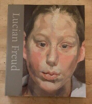 Lucian Freud 2002 Tate Britain Exhibition William Feaver Softcover Art Book • 22£