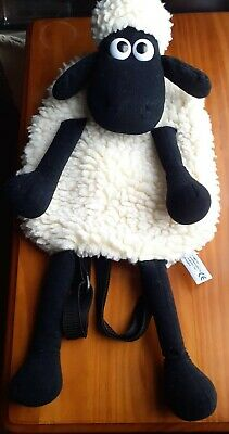 Shaun / Sean  The Sheep Backpack. Great Condition. Hardly Used. Vintage.  • 4.99£