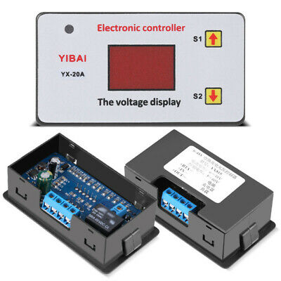 AU17.04 • Buy 6V-48V Battery Charging Control Board Charger Power Supply Switch Module