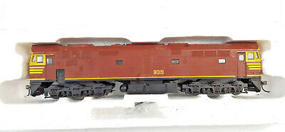 AU46 • Buy Austrains Nswgr 80 Class #8019 Smooth Runner Good Condition Part-boxed Ho(ud)