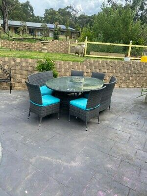 AU750 • Buy Outdoor Setting Used. It Is Sold At Harvey Norman As An  Amalfi Outdoor Setting