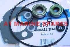 AU85 • Buy A1 6hp 1968-1979 New Gearbox Seal Kit Johnson Evinrude Outboard Motor 87617