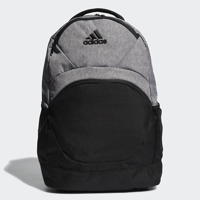 AU89.95 • Buy NEW Adidas Medium Backpack - Black/Grey - Drummond Golf