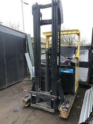 £3000 • Buy Hyster Reach Forklift 4 Way