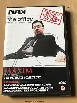 £1.99 • Buy BBC Office The Compete Second Episode Maxim Ultimate Comedy DVD New And Sealed