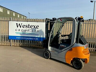 £17940 • Buy 2 Ton Diesel Fork Lift Truck - Only Done 395 Hours - Cheap For What It Is!!