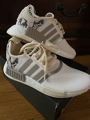 $ CDN199.74 • Buy *New* Womens Adidas NMD R1 Snake Print Sneakers Size 6