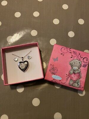 Me To You - Tatty Teddy Necklace And Earring Set • 4.99£