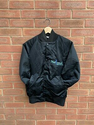 Vintage American Bomber Jacket Size Small • 20£