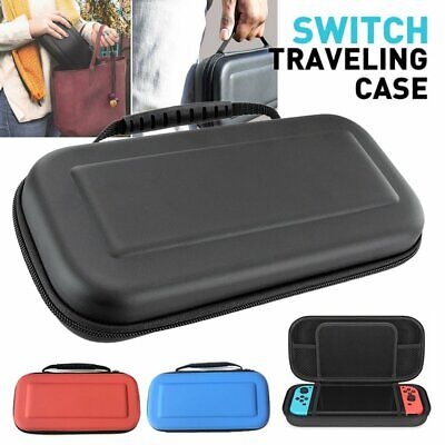 AU10.38 • Buy Shockproof Travel Carrying Hard Case Bag Storage Cover For Nintendo Switch /Lite
