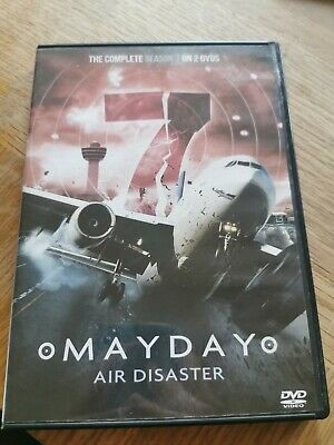 Mayday Air Disaster Series7 Dvd  • 9.99£
