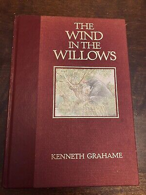 Wind In The Willows By Kenneth Grahame Illustrated By Douglas Hall 1986 • 9.99£
