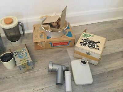 Kenwood Chef Liquidiser & Other Accessories Attachment Original Item • 15£
