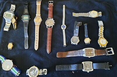 Joblot Watches Spares Or Repair • 5.60£