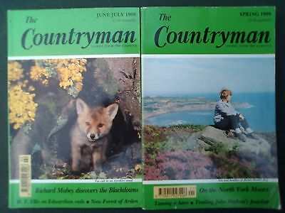The Countryman Magazine X2 - Spring 1990 And June/July 1990 • 4£