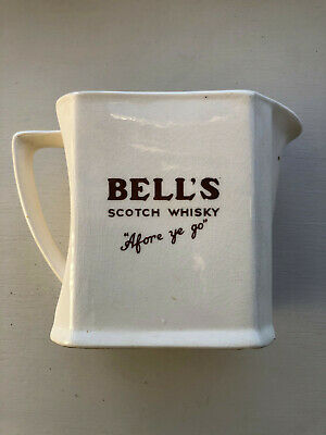 Bell's Whisky Water Jug • 2.60£
