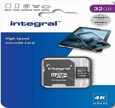 AU12.85 • Buy 32GB Micro SD Card For ORSKEY 1080P Dash Cam For Cars Front And Rear In Car S900