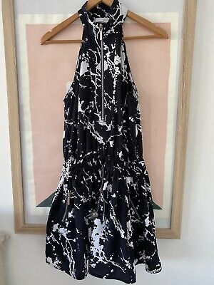 AU65 • Buy Womens Zimmerman Blk/white Dress. Sz 1(small). EUC, Worn Once- As New.