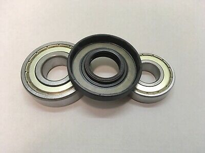 Bosch Classixx Washing Machine Drum Seal Bearing Kit WAE16061ID/09 • 36.77£