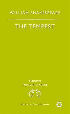 VERY GOOD  The Tempest, Shakespeare, William, Book • 1.80£