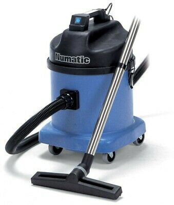 Numatic WVD570-2 Wet/Dry Twin Motor Industrial Commercial Vacuum Cleaner RRP450 • 320£