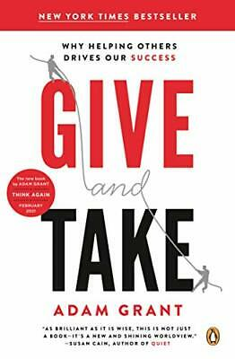 AU8.92 • Buy Give And Take By Adam M Grant ⭐️ Full Version ⭐️ [PÐF] 📱 ❤️