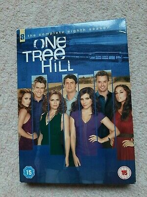 One Tree Hill - Series 8 - Complete (DVD, 2011, 6-Disc Set) • 3.50£