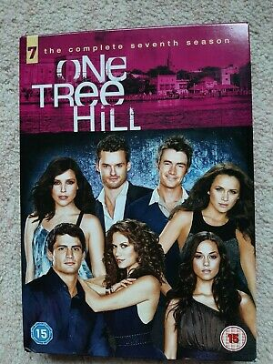 One Tree Hill - Series 7 - Complete (DVD, 2010) • 3.50£